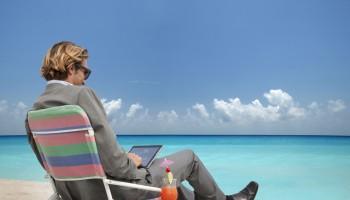 Rechercher ses vacances sur internet